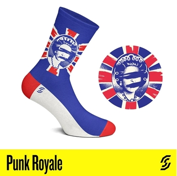 Picture of Stereo Socks - Punk Royale